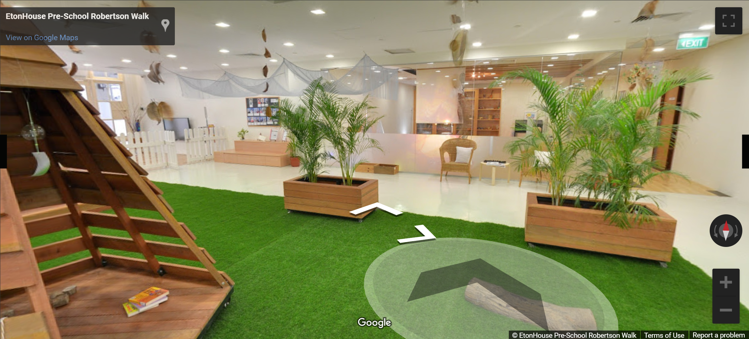 EtonHouse Pre-School virtual tour Robertson Walk